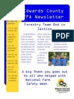 September.October Newsletter