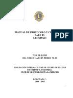 protocolo leonistico