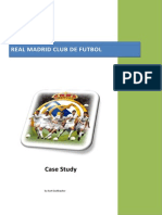 Case Study Real Madrid Kurt Esch Bacher