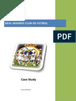 Case Study Real Madrid Kurt Esch Bacher