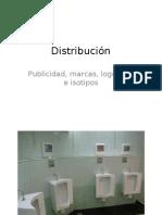 distribucion y marcas