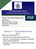 CCONT3 Teleaula6 Tema7 ContabilidadeGeral SlideCOR Ter Quinta