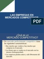 9 - Las Empresas de Los Mercados Competitivos