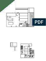 borrador distribución de la casa