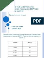 2012-01 IRPP