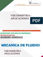 VISCOSIDAD-APLICACIONES