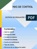 Sistemas Control de Proceso