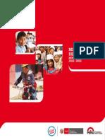 Minedu Memoria Institucional 2012-2013