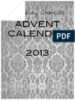 2013 Advent Devotional