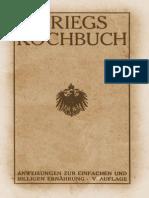 Das Kriegskochbuch