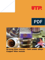 UTP Brazing Filler Metals