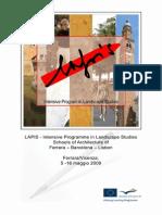 LAPIS 1 | 2008-2009