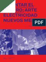 INVENTAR EL FUTURO - arte electricidad nuevos medios - Edward A. Shanken, Departamento de Ficción (2013)