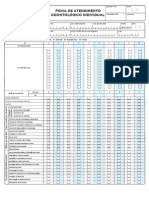 Ficha Individual Odontologico