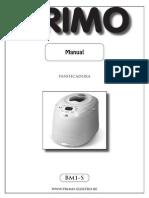 Primo Bm1-Sc Booklet