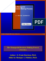 An overview of Decision Making