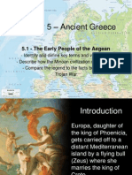 5 1 - early people of the aegean