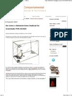 Olhar Comportamental - Design & Tecnologia Reflexo