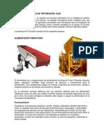 PROCESO DE PLANTA DE TRITURACIÓN  0x50