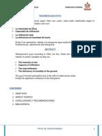 MONTES MONDALGO Tipos de Hidrogramas y Aplicaciones