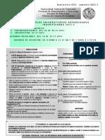 Instructivo EUS, 2013-2.  Núcleos