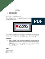 Metodología ICONIX