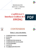 Java Cap 7 Swing