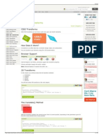 news in HTML5 and CSS3
