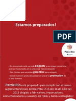 Reglamento Tecnico 2013 Mail