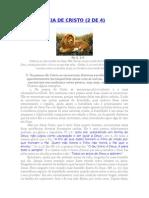 A EXCELÊNCIA DE CRISTO 2 DE 4.