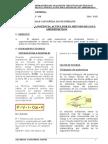 Medida de la Potencia Activa 1ø, mediante el Método de los 3 Amperímetros