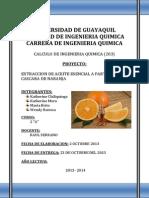 Propiedades de la cascara de naranja pdf
