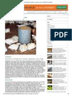 Alimentação e Nutrição do Frango de Corte _ CRIAÇÃO DE ANIMAIS