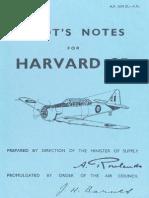 AP 1691D - Pilot's Notes for Harvard 2B (1951).pdf