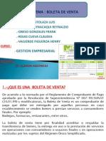 Expo-boleta de Venta