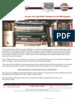Reinventing Edison Reading List