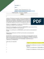 Evaluación Nacional 2011