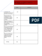 assessment rubric new learning pdf