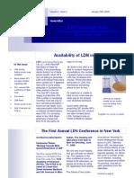 Primera Publicación de La Revista LDN Research Trust