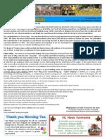 Newsletter 07.11.13