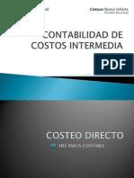 Costeo Directo II