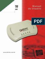 Opticom DSLink260E Manual Do Usuario Portugues Rev 4.1