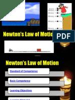 NEWTON'S LAW.pptx