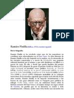 1960. Ramiro Pinilla (1923-2xxx) Por Ciegas Hormigas