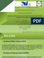 Presentación RSU