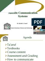 W1. Ch 01 Sattelite Communication