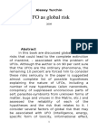 UFO as Global Risk