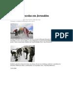 jerusalem Neve fecha escolas em Jerusalém