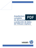 Complete Storage and Data Protection Architecture for Vmware Vsphere Es