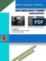 Teoria Neoclasica y Burocratica